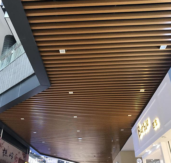 威海异形铝单板