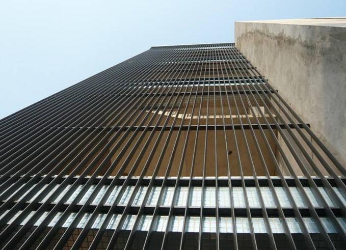 菏泽雕花铝单板